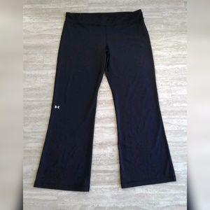 Under Armour Black Yoga Pants Gym Athletic XL
